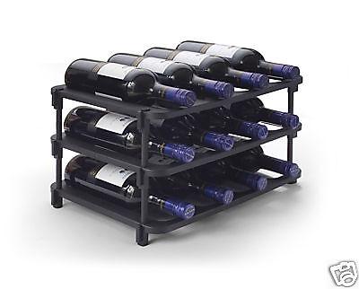 24 Bottle Vinrac wine rack modular 3