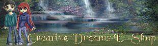 Creative Dreams E-Shop