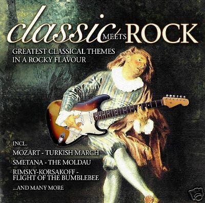 CD Classic Meets Rock von Various Artists