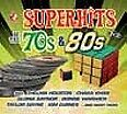 CD Superhits Of The 70s and 80s von Various Artists 2CDs