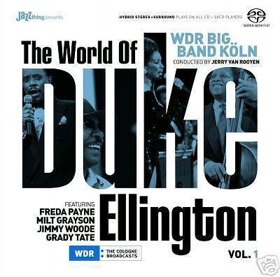 CD World Of Duke Ellington Part 1 von WDR Big Band