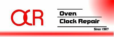 Oven Clock Repair