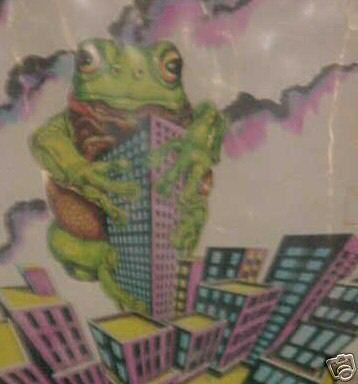 jcfrogs toad Collectibles